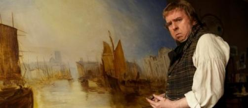 Timothy Spall interpreta Mr. Turner.