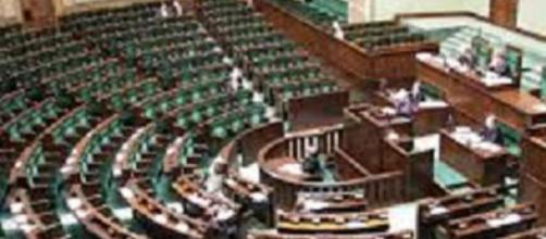 Tribunas del parlamento y oratoria