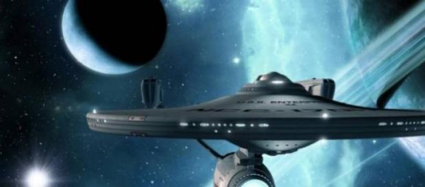 "El ""Enterprise"" de Star Trek"