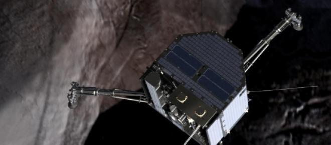 Sonda espacial Philae