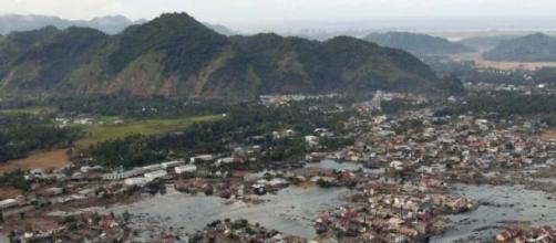 Cerca de 70% das vítimas do tsunami são mulheres