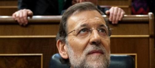 El último discurso de Rajoy de este año