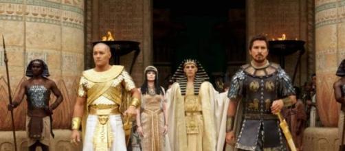 'Exodus' desata polémica en Egipto