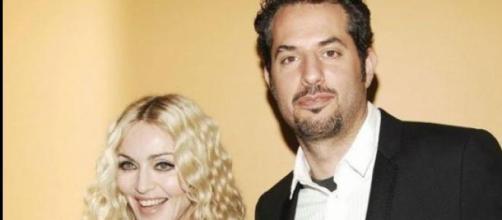 Madonna y Guy Oseary, cantante y manager juntos