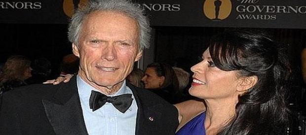 Clint Eastwood divorciado