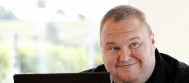 Kim Dotcom, fundador de Mega