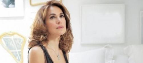 Barbara d'Urso ospite a Striscia la Notizia