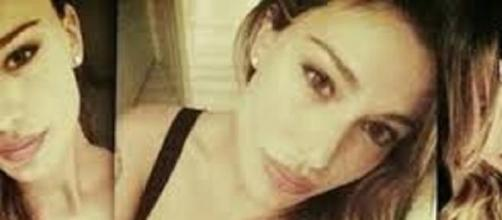 Belen Rodriguez postata sui social