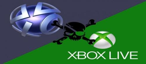 PlayStation Network y Xbox Live