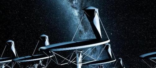 Projecto SKA será um telescópio gigante