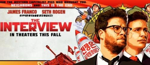 The Interview, com Seth Rogen e James Franco