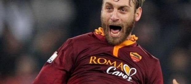 Daniele De Rossi, centrocampista della Roma