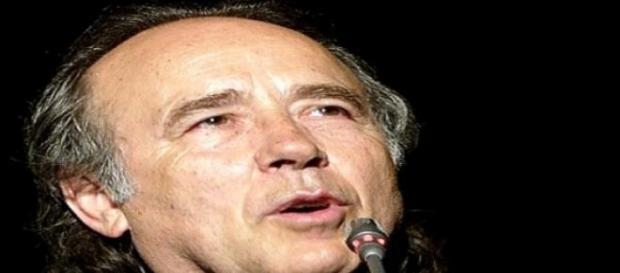 Joan Manuel Serrat, el mítico cantautor catalán