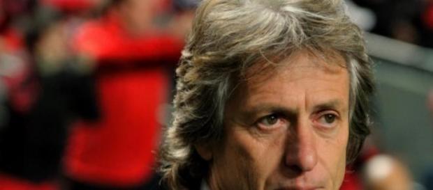 Jorge Jesus diz-se apaixonado pelo Benfica...