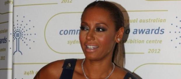 Melanie Janine Brown, 'Mel B', ex cantante de pop