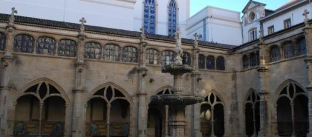 Mosteiro de Santa Cruz de Coimbra