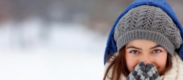 O frio vai marcar a passagem de ano.