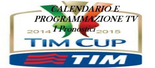 Ottavi TimCup 2015: calendario e programmazione tv