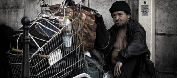 The battle against homeless in UK
