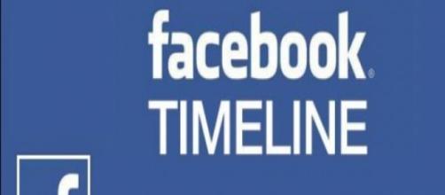 Logo della Timeline di Facebook