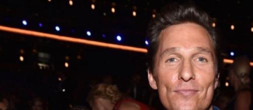 Mathew McConaughey, triunfador del año