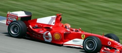 Schumacher foi sete vezes campeão do mundo