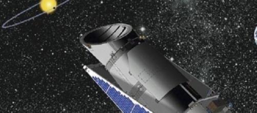 Telescopio Kepler creado por la NASA