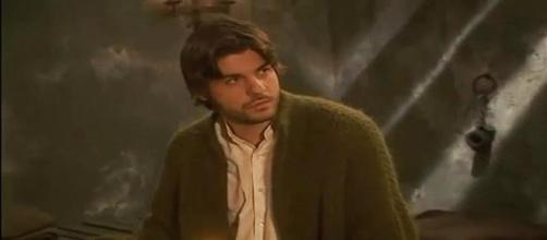 Un'immagine di Gonzalo in prigione