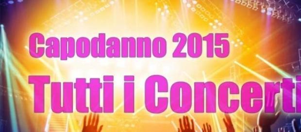 Capodanno 2015 in piazza a Roma, Milano, Napoli