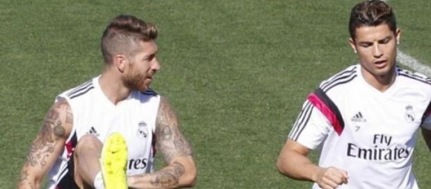 CR7 y Ramos en el once del año. Foto: MD