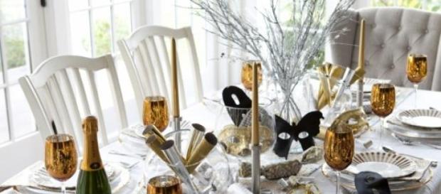 Dicas de decoração para a mesa da ceia de ano novo