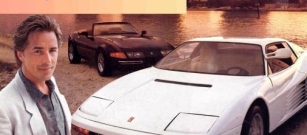 Ferrari de 'Miami Vice', en venta en eBay