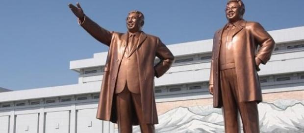 Kim dynasty in North Korea
