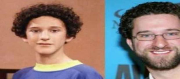 L'attore com'era e com'è oggi