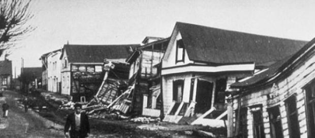 La ciudad de Valdivia (Chile) quedó devastada.