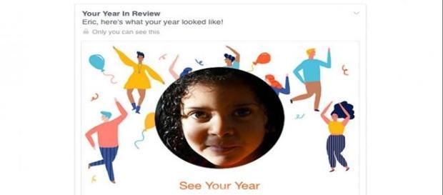 Resumen anual de Facebook 2014