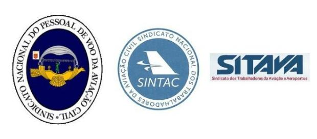 Sindicatos SNPVAC, SINTAC e SITAVA