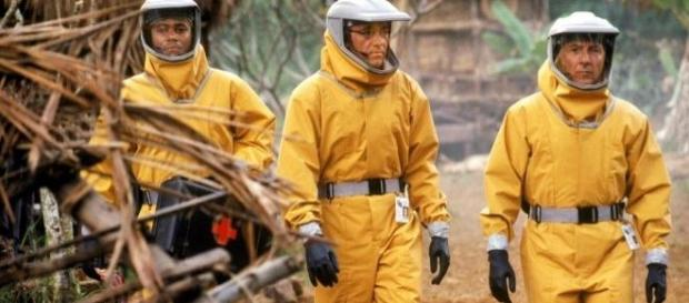 The Ebola Outbreak is a shoking science fact