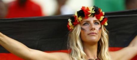 Le football allemand sur le toit du monde.