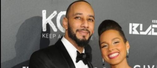 Alicia Keys y Swizz Beatz son padres de otro niño