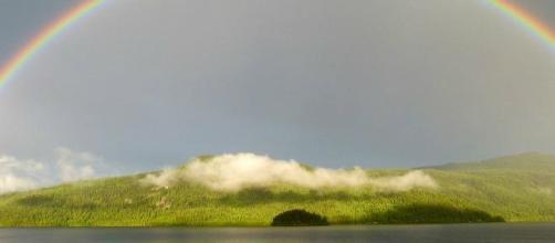Aviso amarelo de chuva nos Açores (img. arquivo)