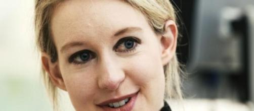 Elizabeth Holmes: joven millonaria