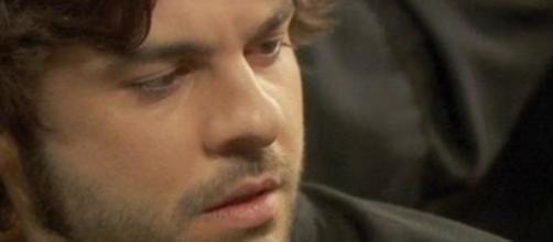 Gonzalo viene processato (Immagine: Antena 3)