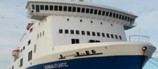 Norman Atlantic : la nave traghetto incendiatasi