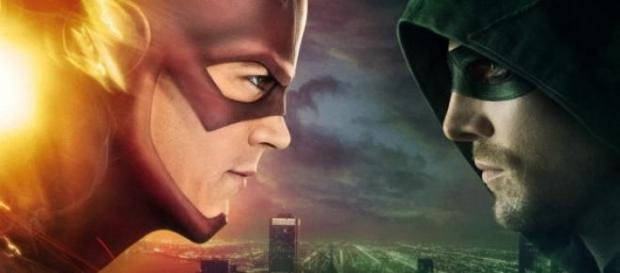 'Arrow' y 'Flash', series de superhéroes