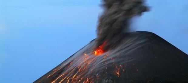 Dezastre naturale, erupții vulcanice