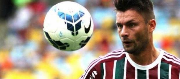 El brasileño se  viste de Tigre