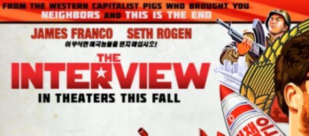 James Franco e Seth Rogen protagonizam este filme