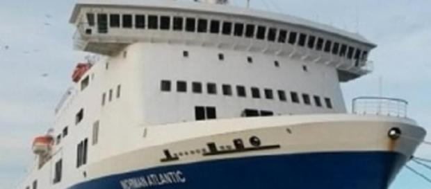 Norman Atlantic : la nave traghetto incendiatasi