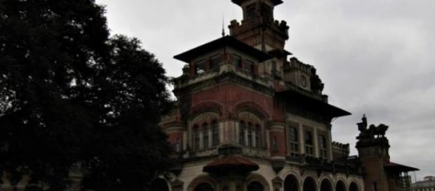 Palácio das Indústrias é uma beleza arquitetônica